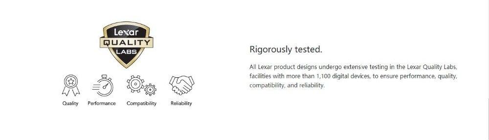 Lexar Professional USB 3.0 Dual-Slot Reader 7