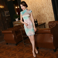 New Arrival Women Qipao Dresses Chinese Traditional Cheongsams Ladies Elegant Cheongsams Eastern Style Qipao Spring Summer