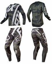 Hot 2017 Top Quality Jerseys+Pants Racing Motocross/Bike Suit Motorcycle Jerseys Moto Clothing Set Cross Country T-shirts Pants
