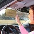 Новый Автомобиль Солнцезащитный Козырек Автомобиля HD С Антибликовым Покрытием Anti-dazzle Очки Clip-on Авто Автомобиля Солнцезащитные Козырьки зеркало Sun Shield Clear View Козырек