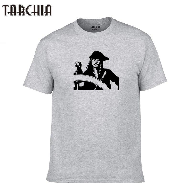TARCHIA 2019 new fashion funny t-shirt cotton tops tee jack men brand short sleeve boy casua fashion homme tshirt t plus