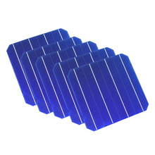XINPUGUANG 10 pcs 4.8w 156*156mm solar cell PV Photovoltaic monocrystalline Silicon solar panel cells  6×6  0.5v Grade A C60