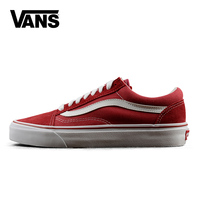 Original Vans Old Skool Low Top Classic Unisex MEN S WOWEN S Sport Shoes Canvas Shoes