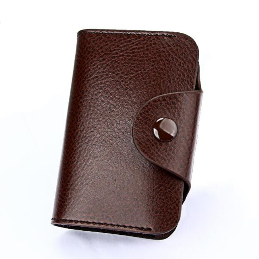 Elvasek 13 cards women mens genuine leather credit card holders elvasek 13 cards women mens genuine leather credit card holders cases wallet business card package high quality bolsas a40 in card id holders from reheart
