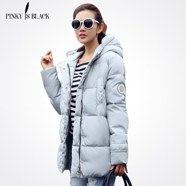 New 2017 Women's Medium Length Parker Jacket