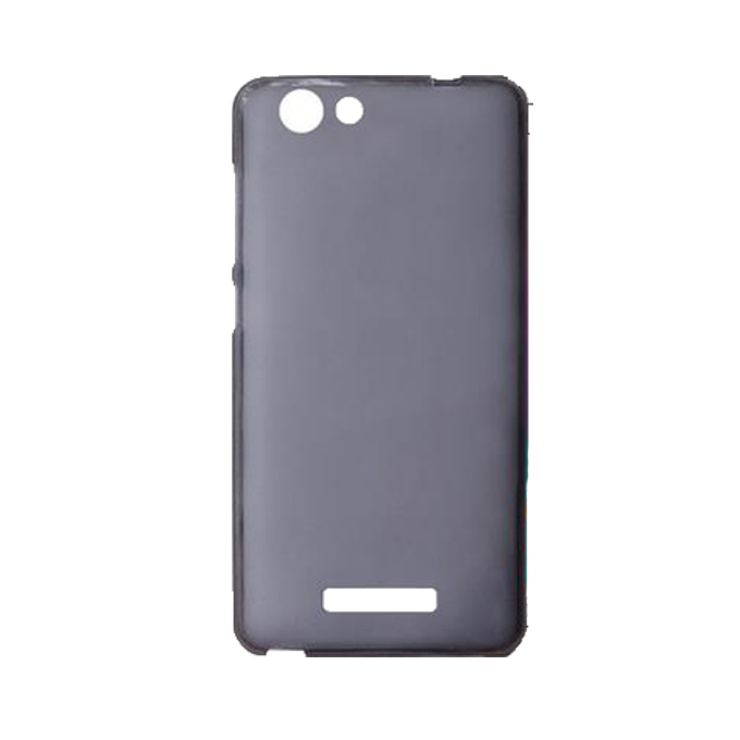 4Colors Silicon TPU pudding Style Cover for Qmobiles