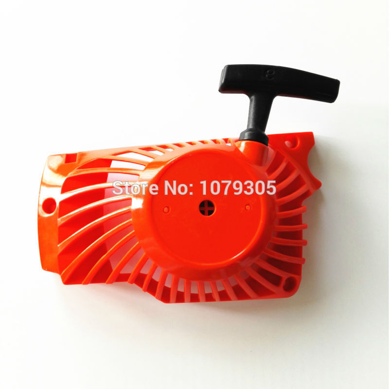 3800 Chainsaw starter Recoil Pull Starter Assy. for 38CC Gasoline Chain saw recoil starter assembly for zenoah gw26i g260 26cc rc boat g290 g300 g320 pu pum puh pull starter assy komatsu part