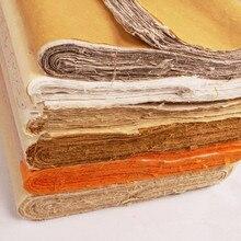 Четыре фута китайская суань рисовая бумага полусырье заявленная длинноволокнистая пеньковая бумага Каллиграфия Живопись создание ручной работы традиционная