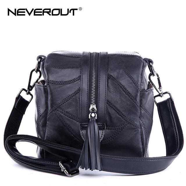 Neverout Brand Name Lady Bag Sheepskin Bag Female Shoulder Bags Sac Women  Crossbody Bags New Designer 31845e0220