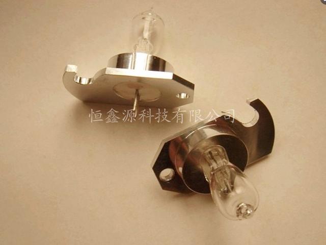 Mindray BS-120 BS-180 BS-190 12 V 20 W lâmpada halógena analisador de química, BS120 BS180 12V20W lâmpada BS190