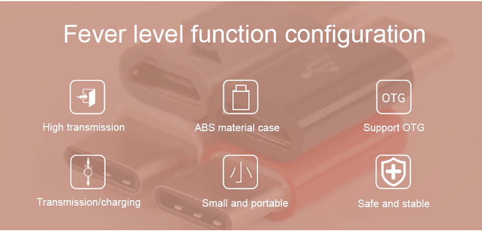 !ACCEZZ USB C to Micro USB OTG Adapter Type C Converter For One Plus 5 For LG G5 G6 Xiaomi Mi 5 6 Samsung S8 OTG Charge Adapter (2)