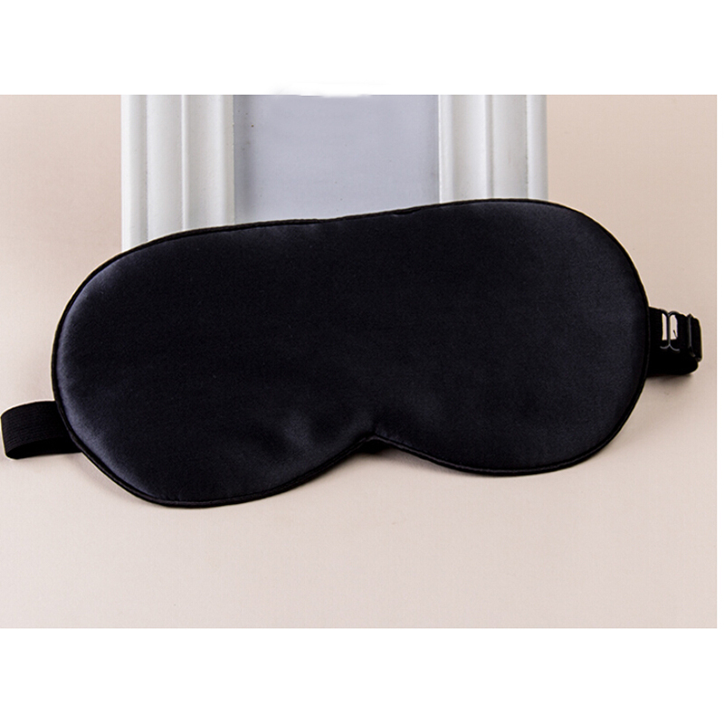 b3655eee6 NEW Silk Sleep Mask Soft Eye Mask Sleeping Aid Shade Cover 22.5 11Cm  Sunlight Blocking Out Blindfold Unisex-in Sleep   Snoring from Beauty    Health on ...