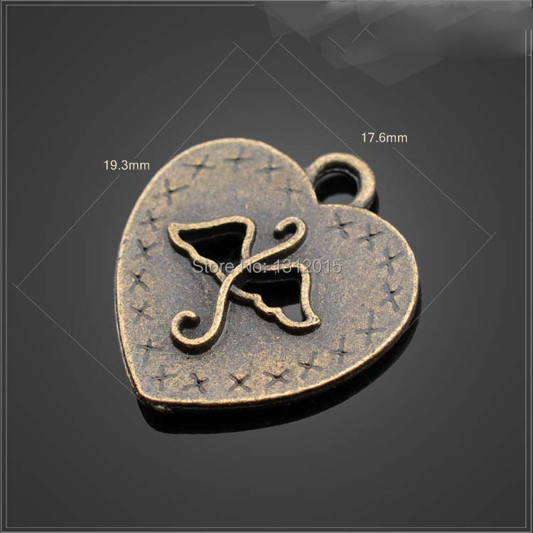 Free shipping wholesale charms pendants alloy metal antique free shipping wholesale charms pendants alloy metal antique copper 193x176mm heaet pendant jewelry findings 70pcsyz 13002 aloadofball Gallery