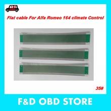 Лучшее качество Пиксельная ремонтная лента кабель для Alfa Romeo 164 Climate control display ForAlfa romeo 164 climate control panel fibbon