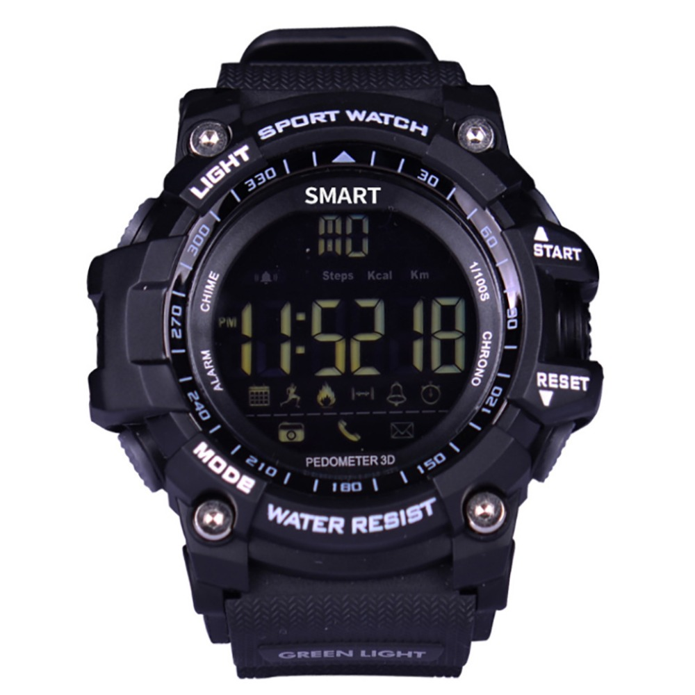 5 pcs Z60 5 pcs EX16 Bluetooth Smart Watch Professional 50 meters Waterproof IP67 Pedometer Health