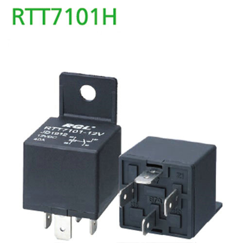 RGL 12V / 24V RTT7101 (JD1912) 40A miniature electromagnetic relay electrical relay Universal Car DIY accessories