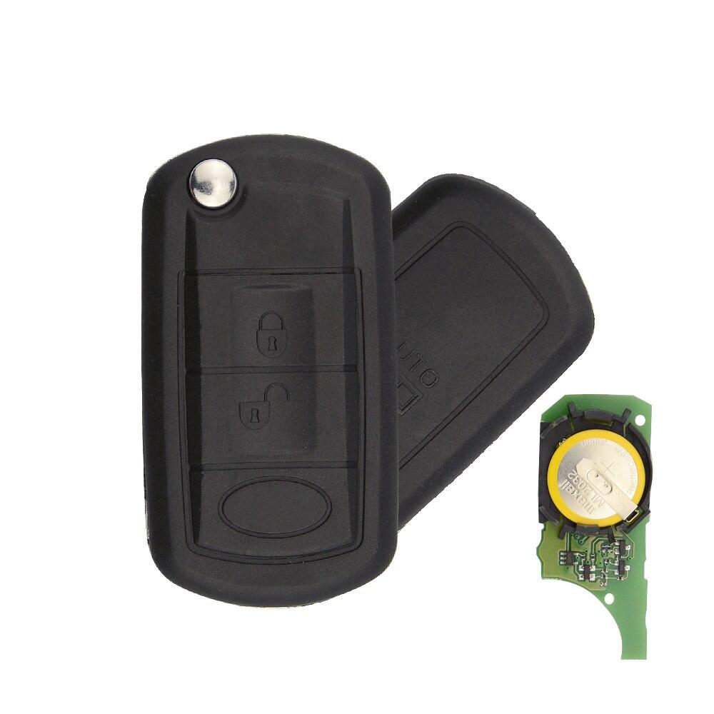 Okeytech 3 кнопки 433 мГц режиссерский лезвие Дистанционное управление Авто Ключи fob pcf7941 чип для Land Rover Range Rover Sport LR3 discovery