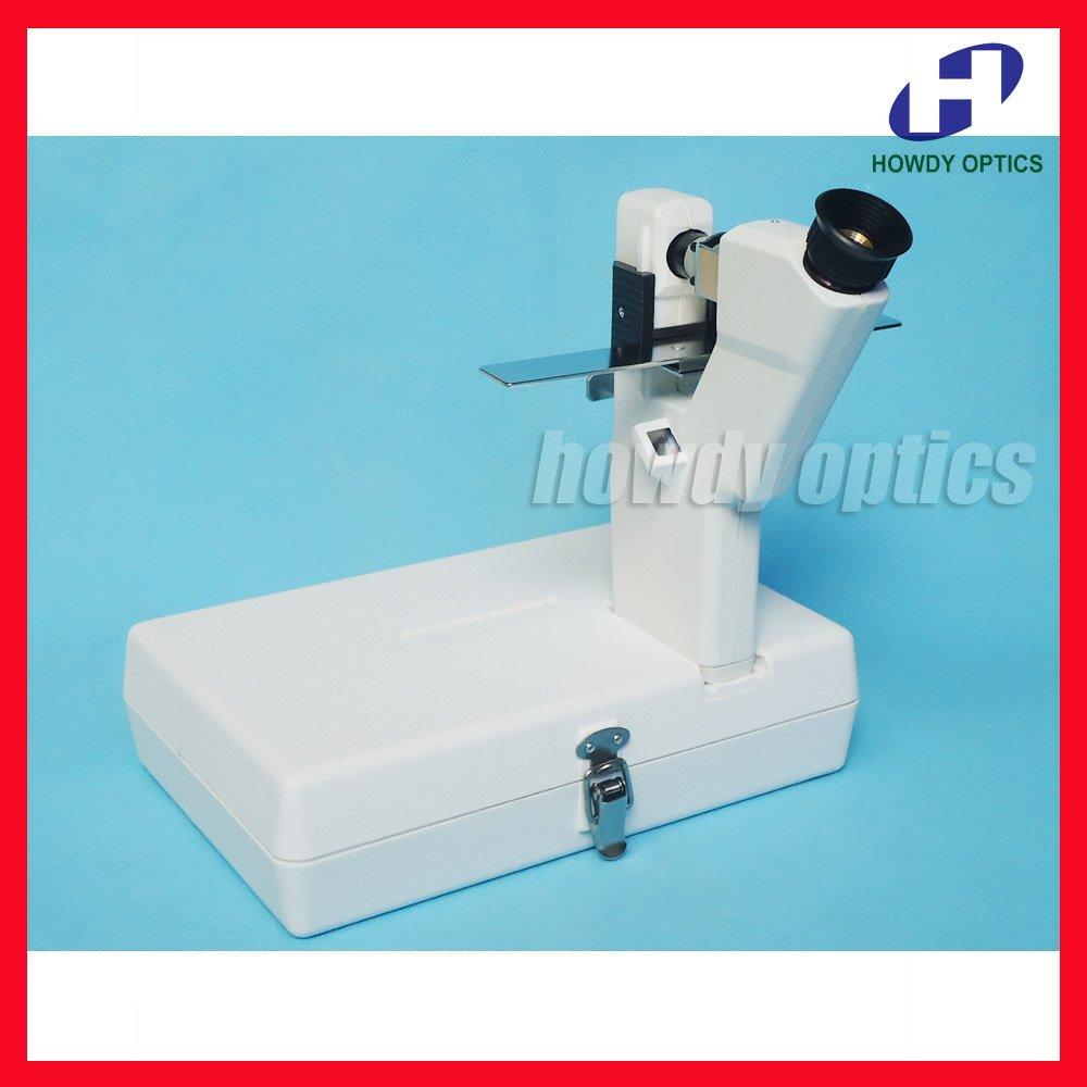 Tragbare scheitelbrechwertmesser Handheld focimeter Optische lensometer AA batterie powered-in Scheitelbrechwertmesser aus Werkzeug bei AliExpress - 11.11_Doppel-11Tag der Singles 1