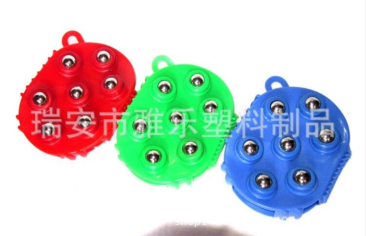 ③Handheld 360 Degree ᐂ Spin Spin 7 Piece Steel Ball Roller ...