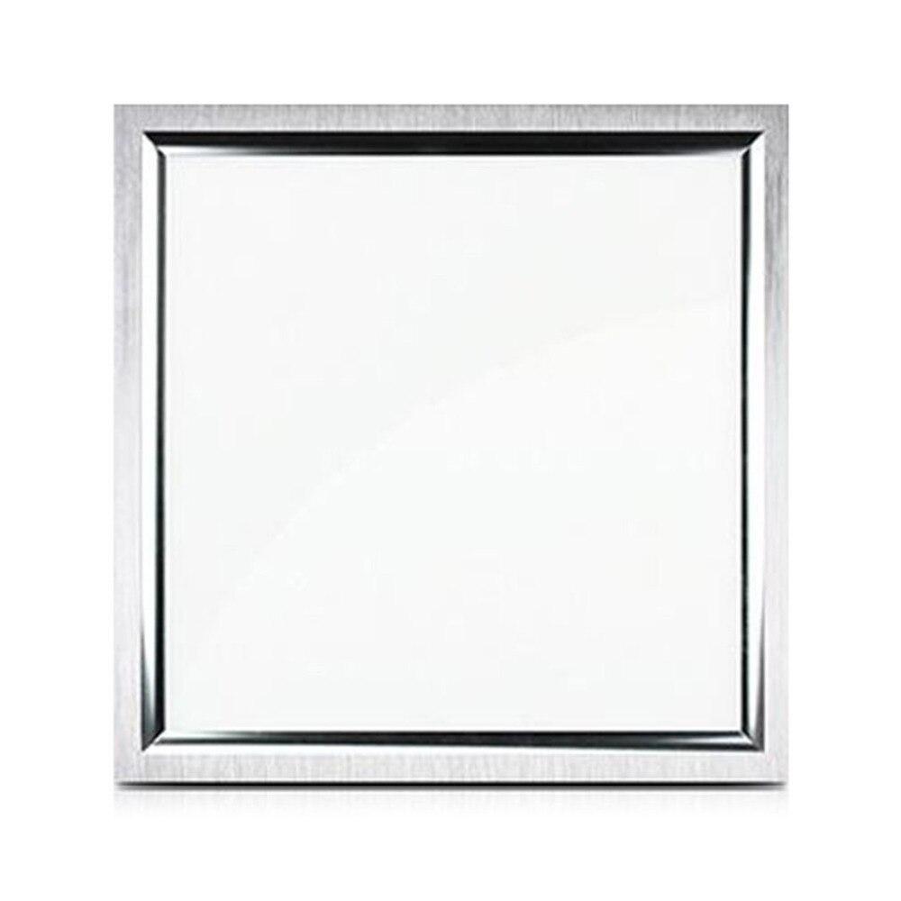 Ultra-thin LED Ceiling Light Square Bathroom Office Kitchen Light AC 220V Panel Light LED Flush Mount Ceiling Lamp 30*30/30*45cm