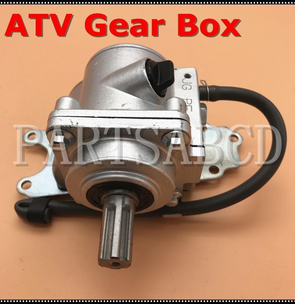 150CC ATV Reverse Gear Box Assy Kazuma Falcon150 Ding150