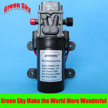 5L/Min DC12V 60W high pressure mini water diaphragm pump стоимость