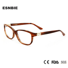 Eyewear & Accessories Hot New Products for 2015 Eyeglass Frame Diamond Luxury Eyeglasses in Clear Lens