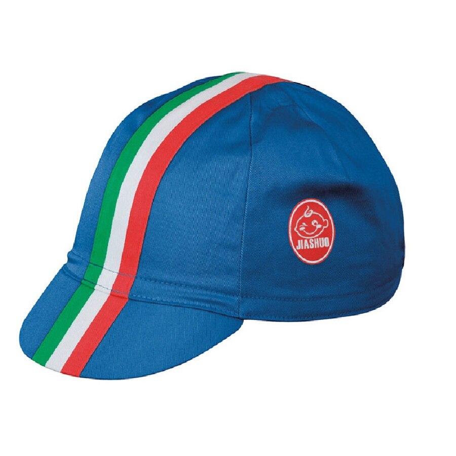 Prix pour 4 styles bleu Vélo Caps Hommes et Femmes NOUVEAU VÉLO Cap