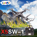X5SW-1 WIFI RC Drone Quadcopter with FPV Camera Headless Real Time RC Helicopter Quad Copter Toys Wifi Transmit Images