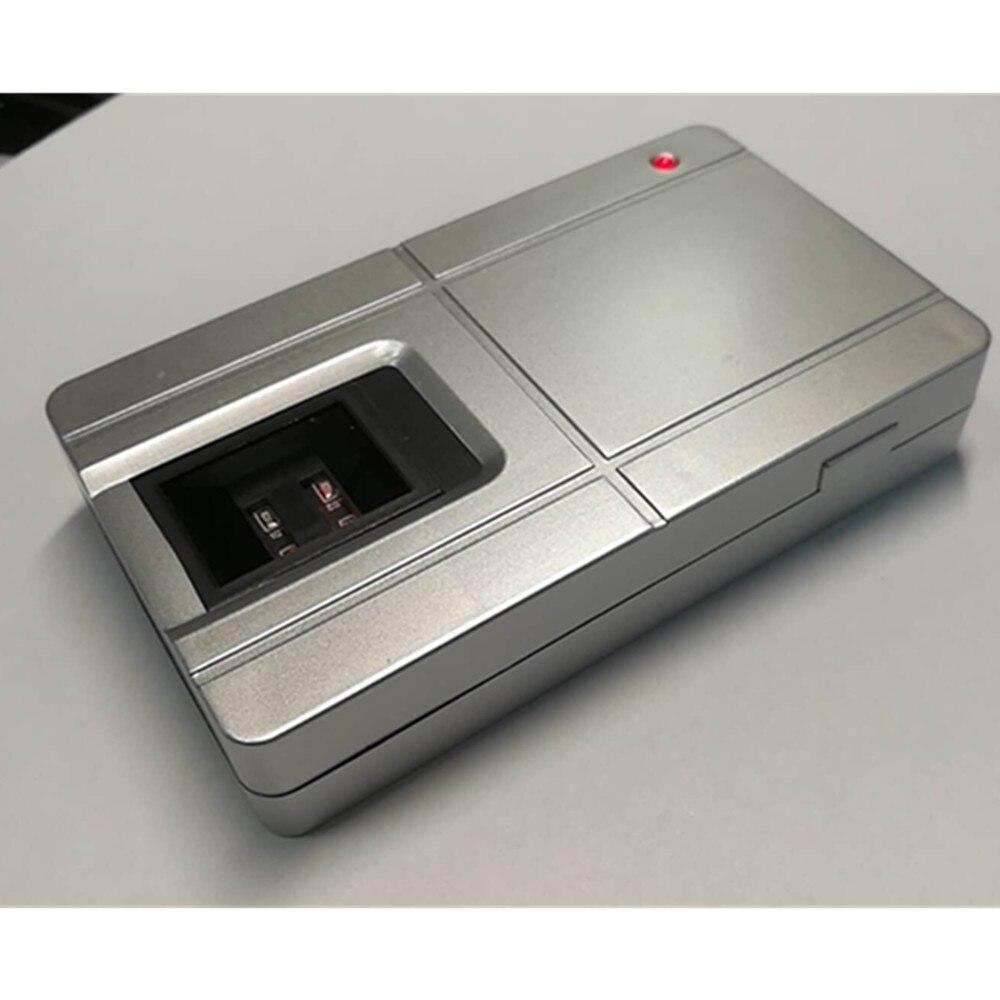 Capteur biométrique optique de lecteur d'empreinte digitale de Bluetooth/USB pour des systèmes d'ios d'android de Windows avec le SDK libre