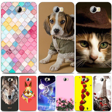 Case Huawei Honor 5A Silicone Case Cover Coque Huawei Y5 II Case Cover Fundas Huawei Honor 5A LYO L21 LYO L21 Y5II Y5 2 Cover цена в Москве и Питере