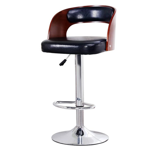 High Bar Stool Chairs Giant Bean Bag Chair Cover Modern Barstool Lift Rotating Fashion Contracted Europe Type Stools