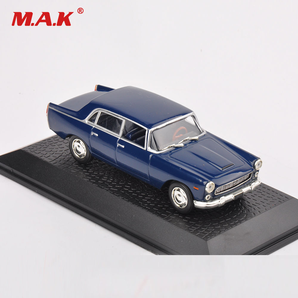 Toys for Children Kids 1:43 Collection Jeux Olympiques Giovanni Gronchi 1960 Metal Diecast Alloy Car Model Blue Mini Car Model