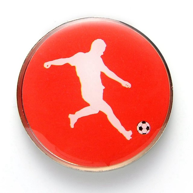 Soccer Referee Selected Edges Toss Coin