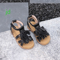 2018 Summer New Pattern Children Sandals Girl Casual Kids Shoes Baby Soft Bottom Shoes Tide Girls