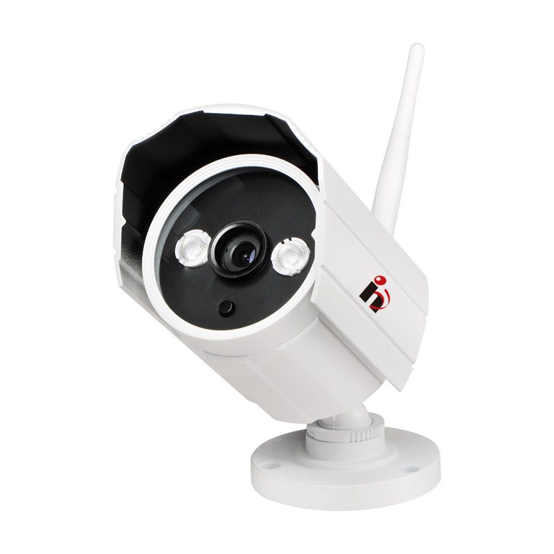 imágenes para H628 720 p HD Wireless wifi seguridad camara Wifi IPC IR Cut P2P Monitor SD card IP al aire libre impermeable bala al aire libre cámara