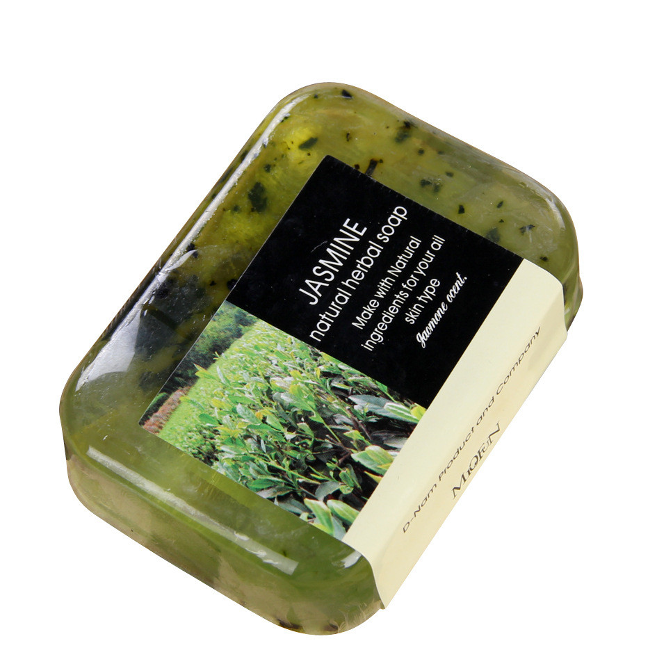 For Men And Women, 100% Tea Tree Essential Oil Is Handmade Transparent Plant Soap For Anti-bacterial And Mite Prevention