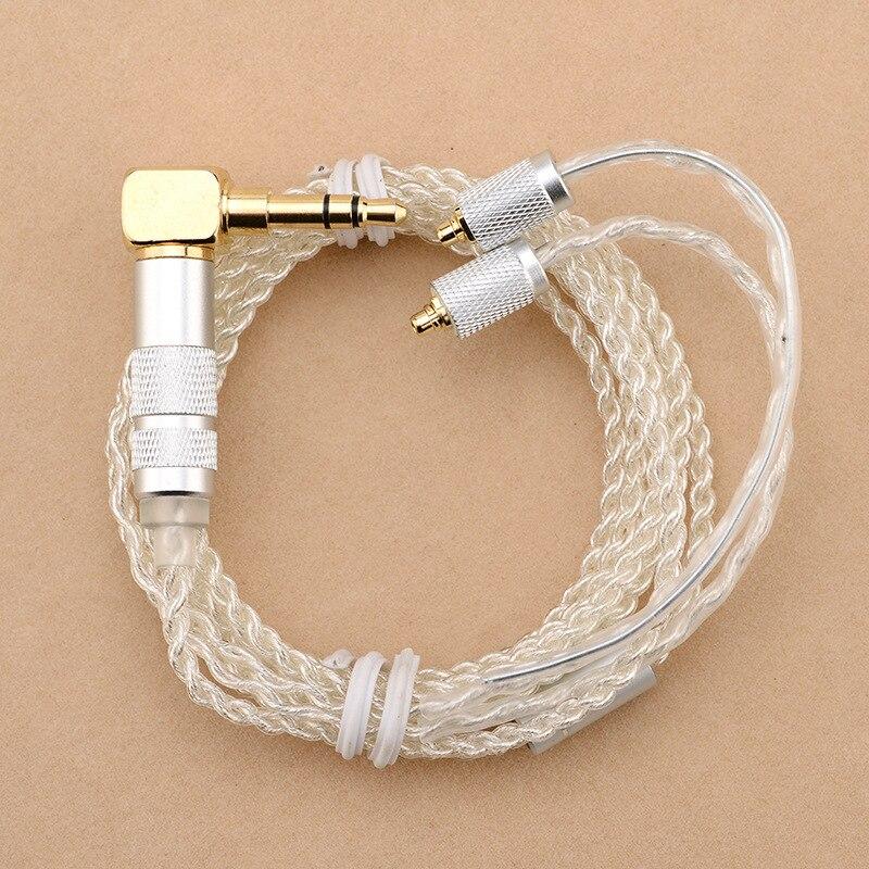 Sostituzione cavo MMCX di ricambio per Shure SE215 SE535 SE846 - Audio e video portatili