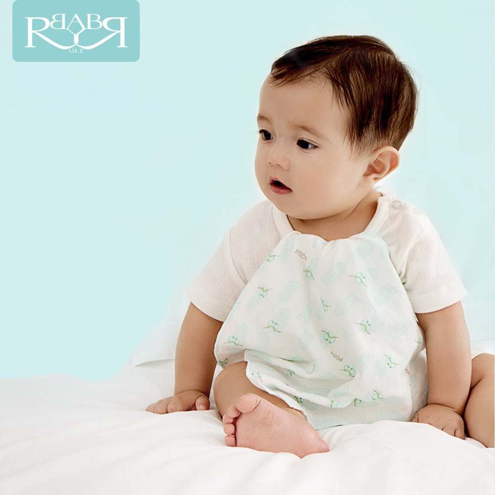 Babyruler Baby Cotton Towel Slobber Increase Handkerchief Gauze Of Children babyruler baby cotton towel slobber increase handkerchief gauze of children