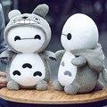 2016 Chegada Nova Unisex Baymax Para O Brinquedo Do Bebê Totoro 32 cm Boneca Brinquedos Travesseiro Grande presente de Aniversário Da Menina do Dia das Crianças presente