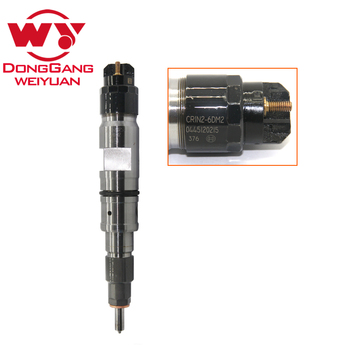 hot sale 0445120236, 0445 120 236 common rail fuel  injector, for Bosch. for Nozzle number :0433172203