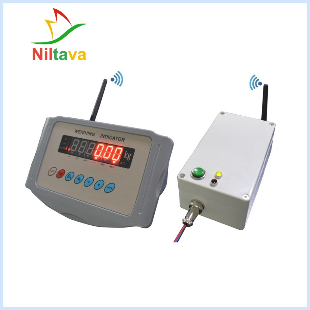 Y8205 wireless scale weighing indicator AND