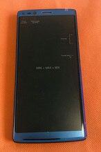 Tela de toque original + display lcd + quadro para doogee mix 2 helio p25 octa núcleo 5.99 fffhd frete grátis