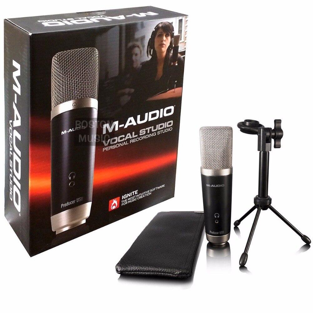 M Audio Vocal Studio Usb Condenser Microphone Professional For Rhaliexpress: M Audio Vocal Studio At Gmaili.net