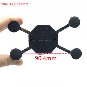 Image 5 - Suporte do berço do telefone móvel para o telefone celular universal do x grip com 1 Polegada bola para montagens de ram
