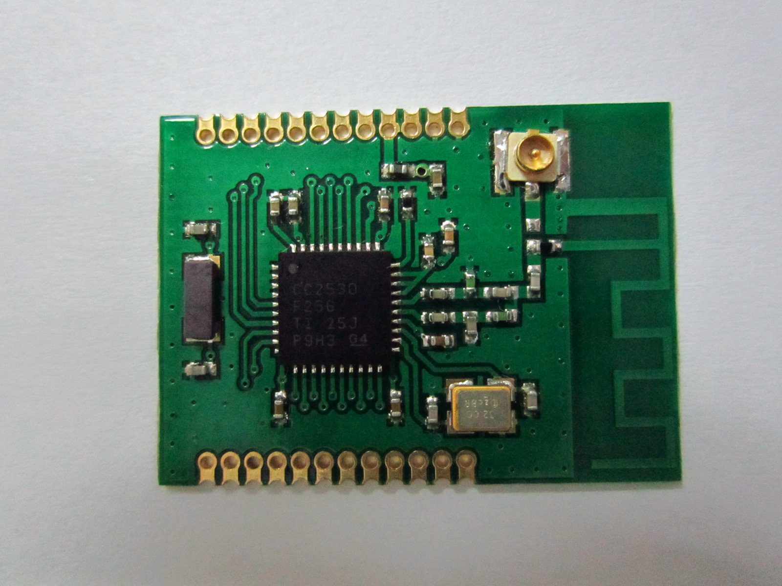 CC2530 module SZ1Zigbee module industry the highest price stability and reliability freeshipping rs232 to zigbee wireless module 1 6km cc2530 chip
