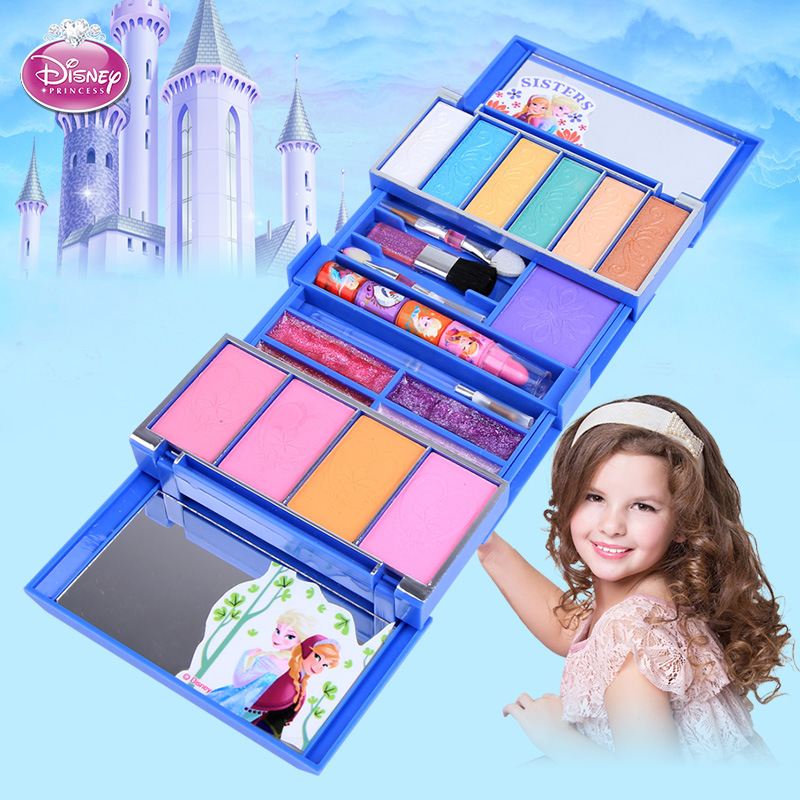 Children-s-Disney-Cosmetics-Safety-Non-toxic-Snow-and-Ice-Princess-Cosmetic-Box-Set-Girl-Cosmetic (2)