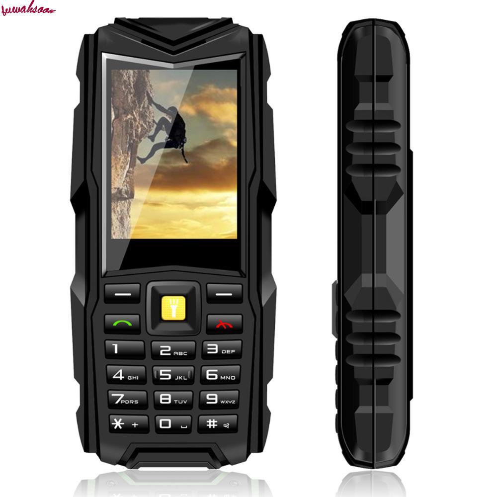 Цена за Оригинал vkworld stone v3 ip67 водонепроницаемый телефон пыле ударопрочный 2.4 ''dual sim 5200 мАч батареи gsm старик телефон