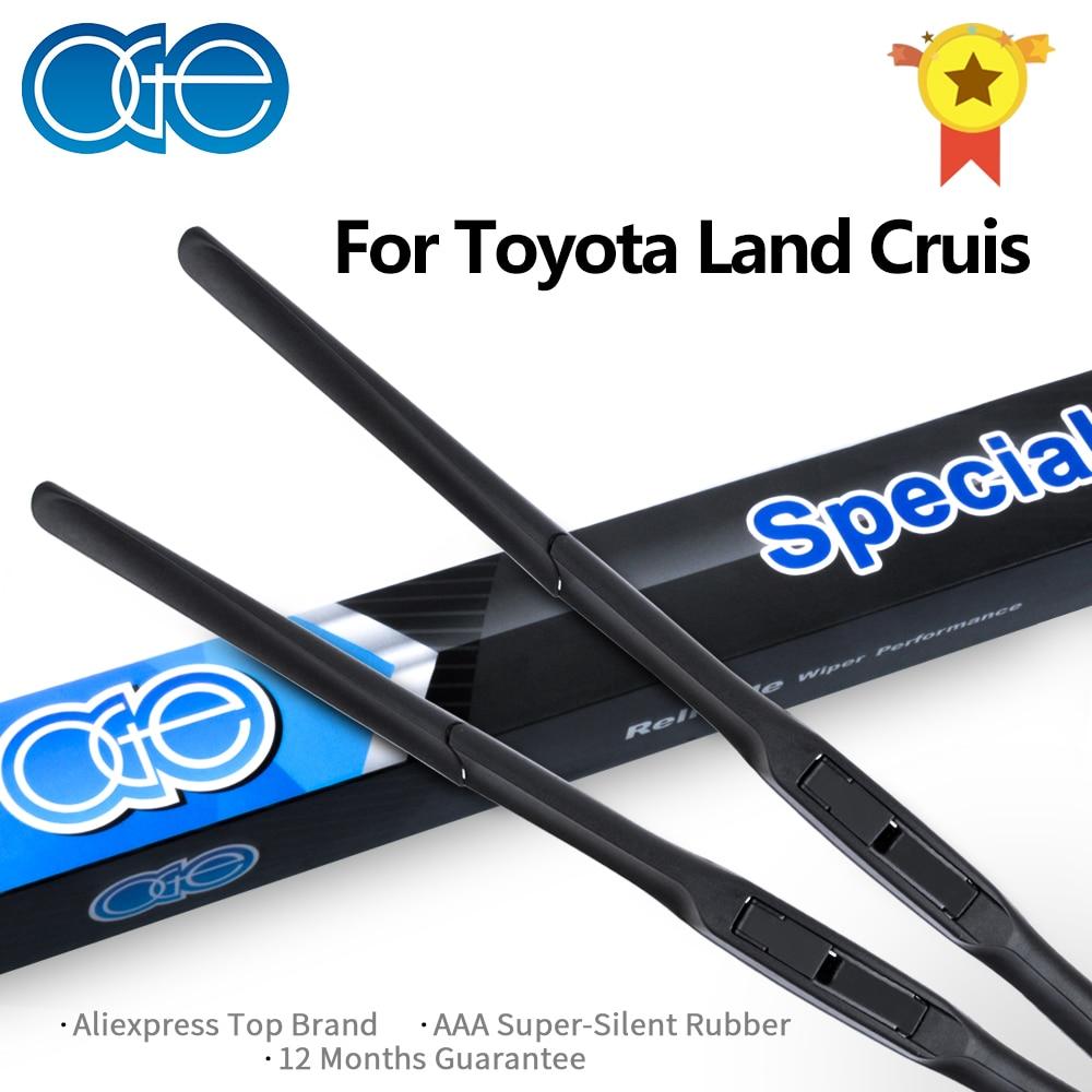 OGE առջևի մաքրիչ մաքրող շեղբեր Toyota Land - Ավտոպահեստամասեր