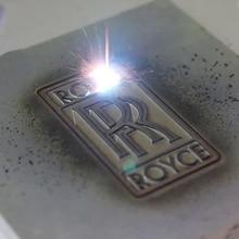 Fiber Optical Laser Marking Machine 20W Desktop Engraving Diy Logo Mark